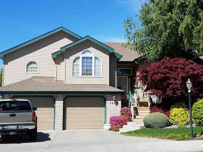 Richland Single Family Home For Sale: 1319 Rathwood Avenue