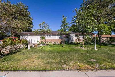 richland Single Family Home For Sale: 224 Thayer Dr