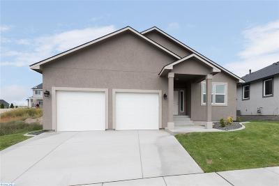 richland Single Family Home For Sale: 4320 Corvina