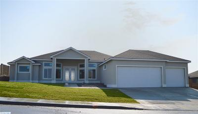 Kennewick Single Family Home For Sale: 3813 W 48th