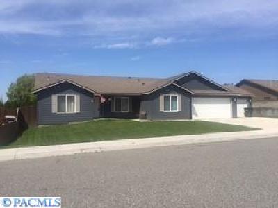 Pasco Single Family Home For Sale: 5204 Truman Lane