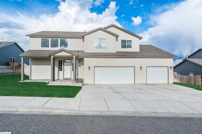 West Richland Single Family Home For Sale: 3204 Chicory Dr.