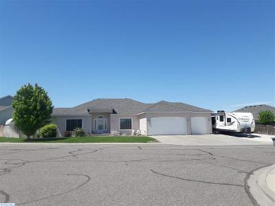 richland Single Family Home For Sale: 1143 Tomich Ave.