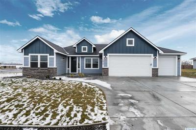 Kennewick Single Family Home For Sale: 6382 W 38th Ave.