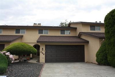 Richland WA Condo/Townhouse For Sale: $274,900