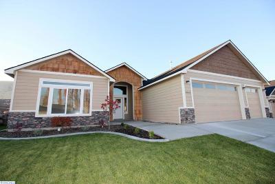 richland Single Family Home For Sale: 4663 Cowlitz Blvd