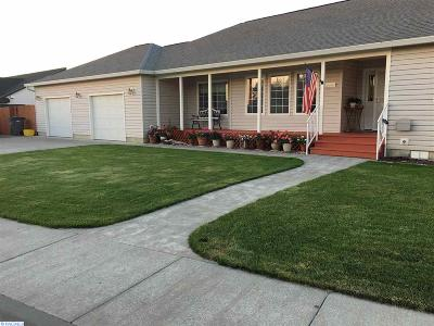 Kennewick Single Family Home For Sale: 5007 W 9th Ave