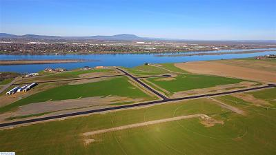 Adams County, Benton County, Franklin County, Garfield County, Grant County, Walla Walla County, Yakima County Residential Lots & Land For Sale: Lot 4 The Reach At River Ranch
