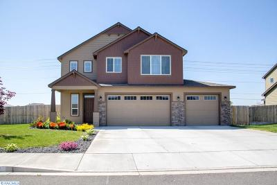 West Richland Single Family Home For Sale: 6371 Shale Street