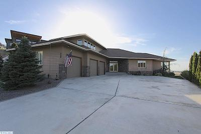 Richland Single Family Home For Sale: 496 Riverwood