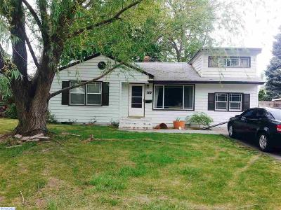 Kennewick Single Family Home For Sale: 110 S Waverly