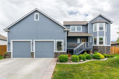Walla Walla Single Family Home For Sale: 169 Chapelwood Ave.