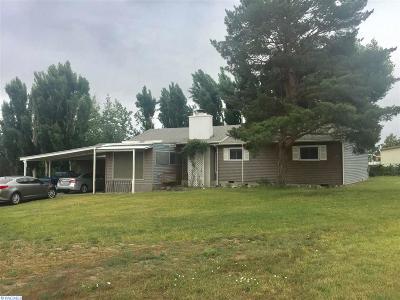 Benton City Single Family Home For Sale: 67005 N Sr Hwy 225