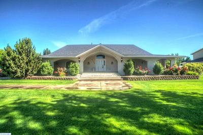 West Richland Single Family Home For Sale: 4100 Northlake Dr.