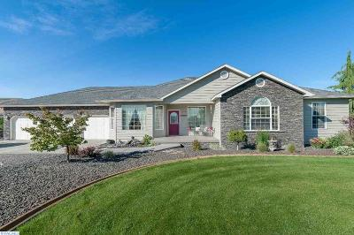 prosser Single Family Home For Sale: 154703 W North River Rd.