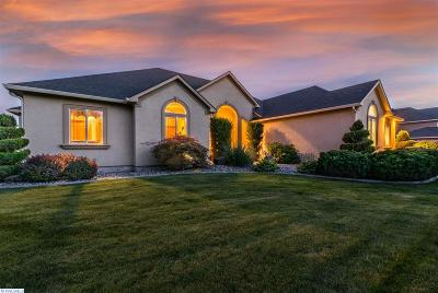 Kennewick Single Family Home For Sale: 209 Kristen Ln