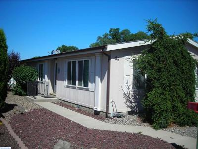 prosser Mobile/Manufactured For Sale: 355 Oie Hwy #58