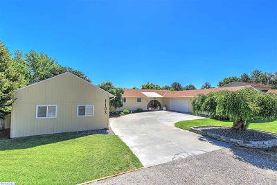 Kennewick Single Family Home For Sale: 1103 S Roosevelt