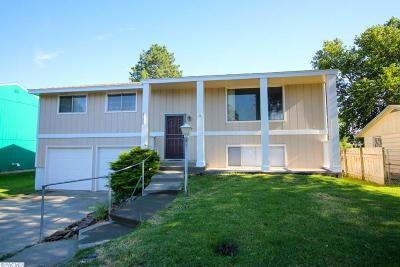 Kennewick Single Family Home For Sale: 3406 W 4th Place