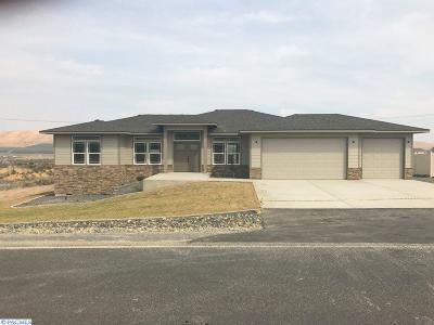 Kennewick Single Family Home For Sale: 81402 E Sagebrush Road