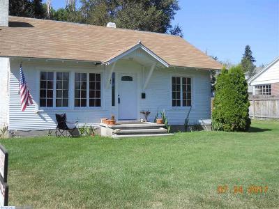 Sunnyside Single Family Home For Sale: 617 Crescente Av