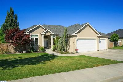 Kennewick Single Family Home For Sale: 8819 W 3rd Ave