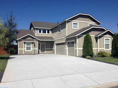 Kennewick Single Family Home For Sale: 6412 W 4th Pl