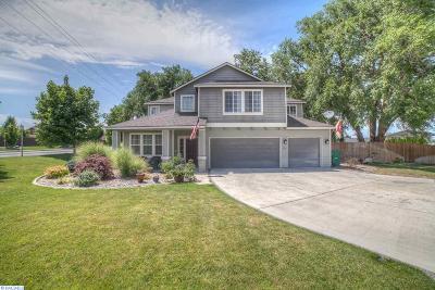Kennewick Single Family Home Active U/C W/ Bump: 314 S Quay Street