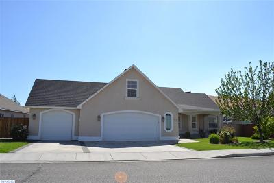 richland Single Family Home For Sale: 1443 Jonagold