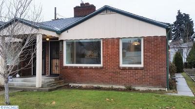 Yakima Condo/Townhouse For Sale: 504 E Lincoln Avenue