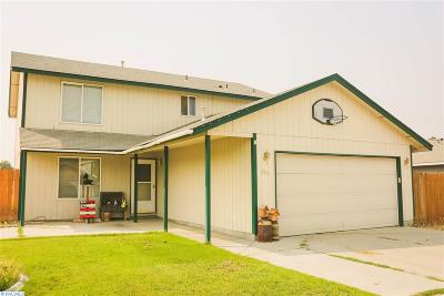 Pasco Single Family Home For Sale: 6512 Yankee Dr