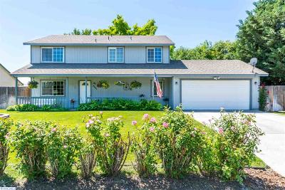 West Richland Single Family Home For Sale: 4981 Thrush Ln.