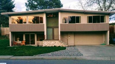 richland Single Family Home For Sale: 2230 Benton Ave