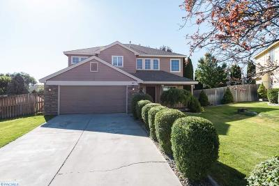 Kennewick Single Family Home For Sale: 3419 S Conway Ct
