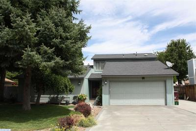 Kennewick Single Family Home For Sale: 8516 W Entiat Ave.