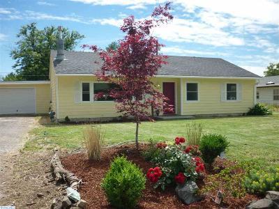 Richland Single Family Home For Sale: 1029 Cedar Ave