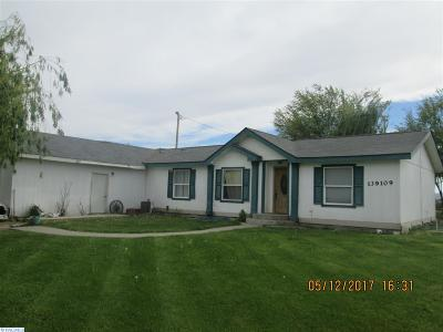 prosser Mobile/Manufactured For Sale: 139109 W King Tull Rd