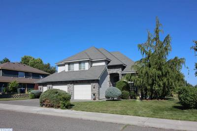 richland Single Family Home Active U/C W/ Bump: 1326 Brookwood Avenue