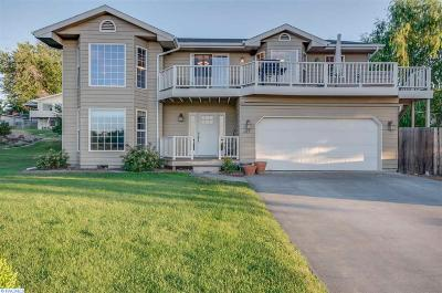Kennewick Single Family Home For Sale: 6115 W Arrowhead Ave
