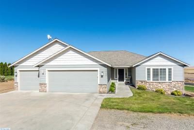 Kennewick Single Family Home For Sale: 34504 S Valley Vista Prse