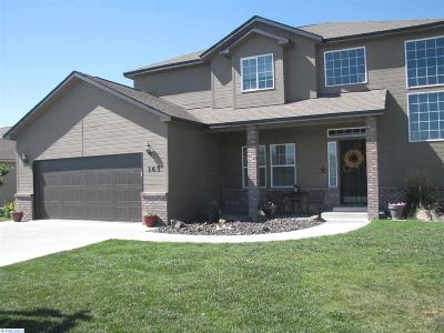 richland Single Family Home For Sale: 165 Chad Court