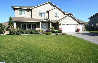 Kennewick Single Family Home For Sale: 5608 W 15th Ave.