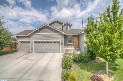 Kennewick Single Family Home For Sale: 3212 S Volland Ct
