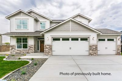 Kennewick Single Family Home For Sale: 4101 Coulee Vista Dr.