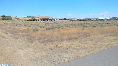 Adams County, Benton County, Franklin County, Garfield County, Grant County, Walla Walla County, Yakima County Residential Lots & Land For Sale: 11905 S Sira Pr SE