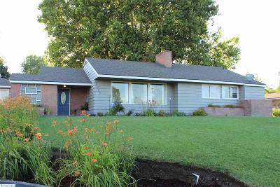 Kennewick Single Family Home For Sale: 2008 S Ione St
