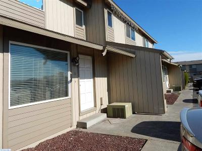 Pasco WA Condo/Townhouse For Sale: $69,000