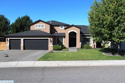 Richland Single Family Home For Sale: 3013 Sonoran Drive
