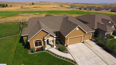 Horn Rapids Single Family Home For Sale: 3008 Redrock Ridge Lp