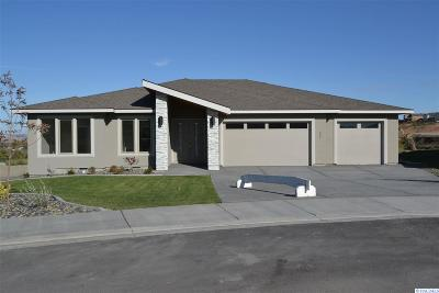 West Richland Single Family Home For Sale: 540 Athens Drive